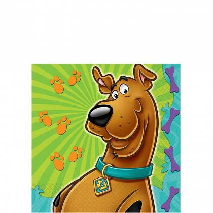 Scooby-Doo™ Where Are You! Beverage Napkins