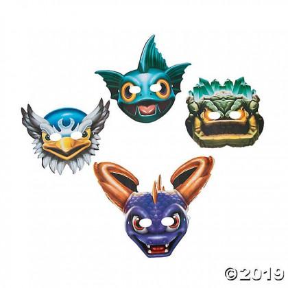 Skylanders™ Masks - Paper