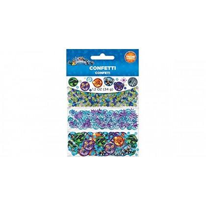 Skylanders™ Value Confetti - Paper & Foil