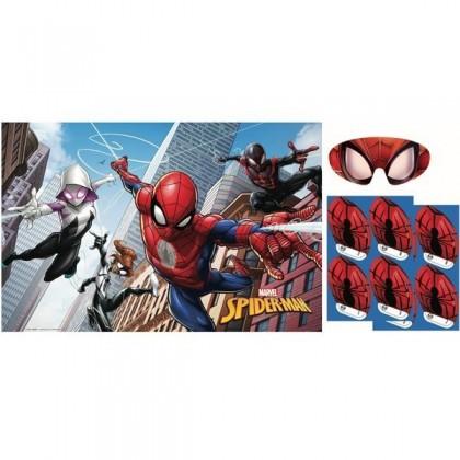 Spider-Man Webbed Wonder Party Game