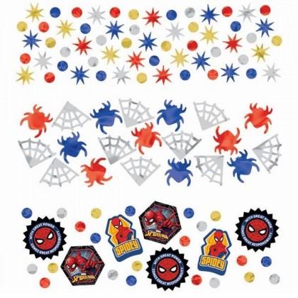 Spider-Man Webbed Wonder Value Pack Confetti - Foil & Paper
