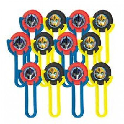 Transformers Core Disc Shooter Favors