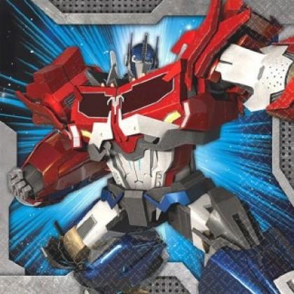 Transformers™ Core Beverage Napkins