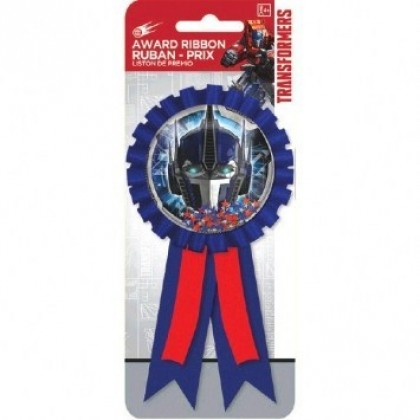 Transformers™ Core Confetti Pouch Award Ribbon