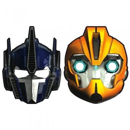 Transformers™ Core Masks - Paper