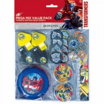 Transformers™ Core Mega Mix Value Pack Favors