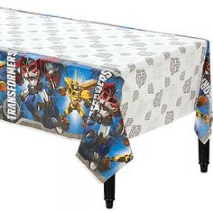 Transformers™ Core Plastic Table Cover