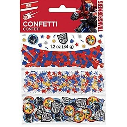 Transformers™ Core Value Confetti - Paper & Foil