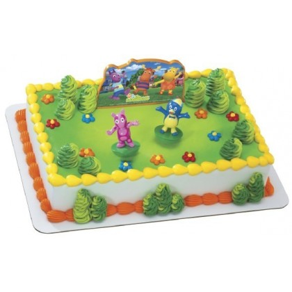 Backyardigans In Motion Decoset