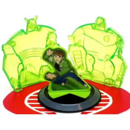 Ben 10 Ultimate Alien Decoset