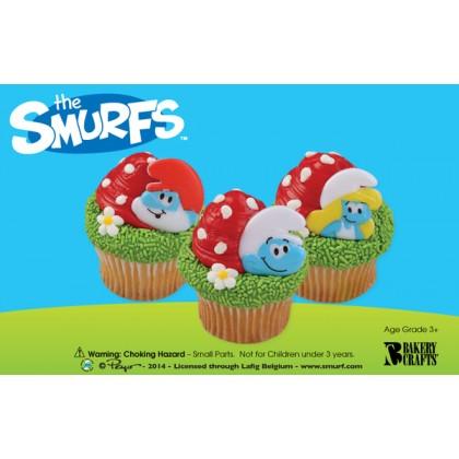 Smurf Rings (3Sty)