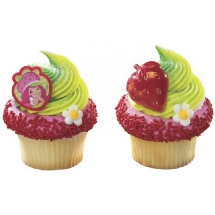 Strawberry Shortcake Strawberries Assortment Ring