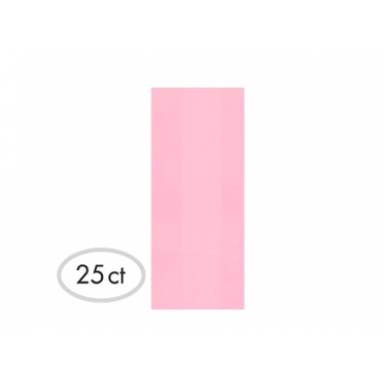 """11 1/2""""H x 5""""W x 3 1/4""""D Cello Party Bags NEW PINK (Large)"""