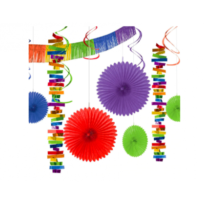 Decorating Kit - Rainbow