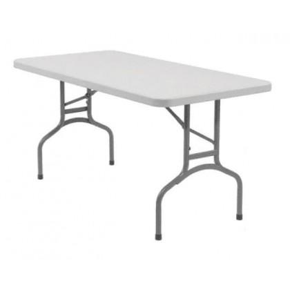 Plastic Foldable Table (3' X 2')