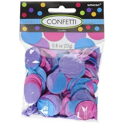 0.8 oz Tissue Paper Confetti - Brights