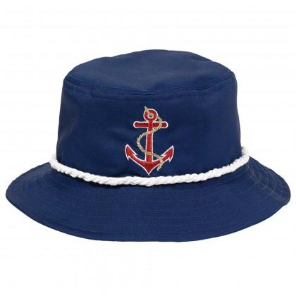 Anchors Aweigh Bucket Hat