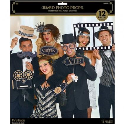 Glitz & Glam Jumbo Prop Kit