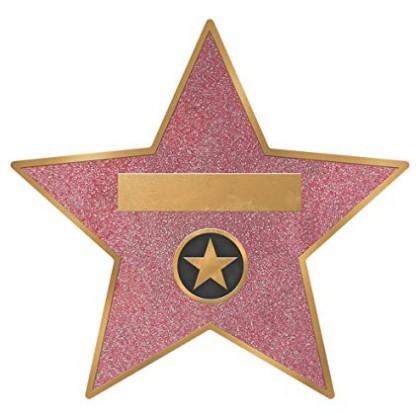 Glitz & Glam Star Decal Clings