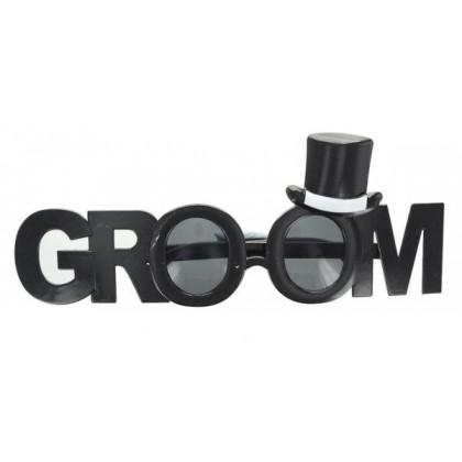 Groom Fun Shades - Plastic