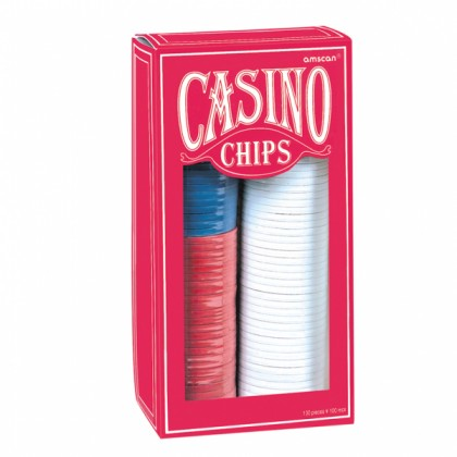 Place Your Bets Poker Chip Set