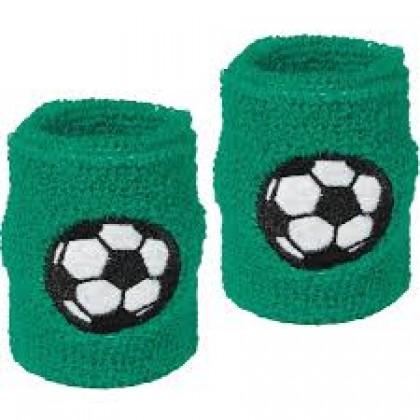 Soccer Refresh Sweat Bands Favor