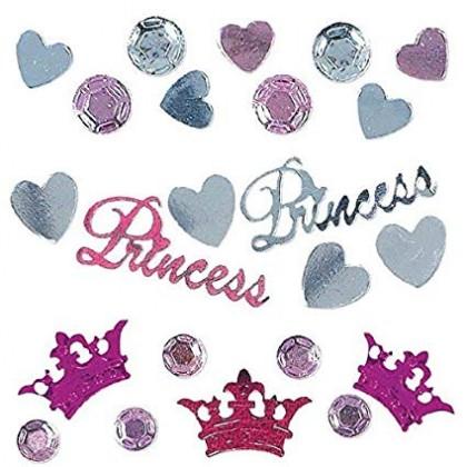 1.2 oz. Pretty Princess Value Pack Confetti Mixes