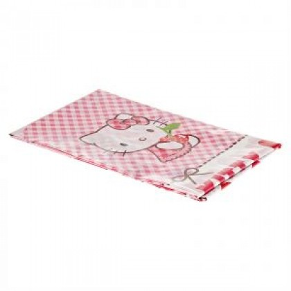 Hello Kitty Table Cover 120x180
