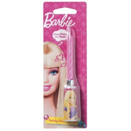 Musical-Barbie Sound Candle