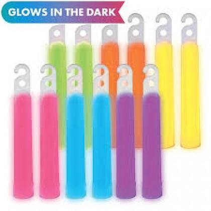 """4"""" Glow Sticks Multi Color"""
