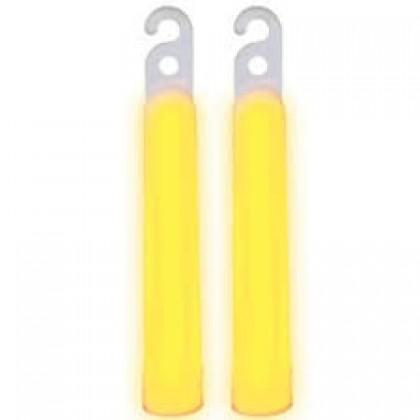 """4"""" Glow Sticks Yellow"""