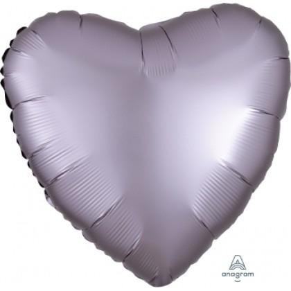 "S15 17"" Satin Luxe™ Greige Standard Heart HX®"