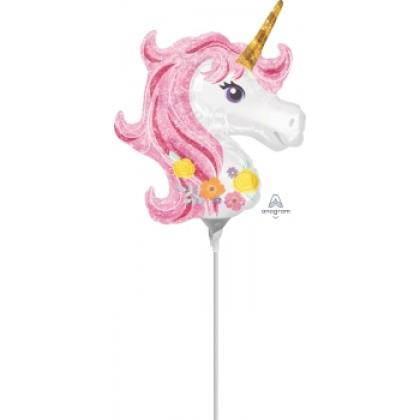 """A30 14"""" Magical Unicorn Mini Shape"""