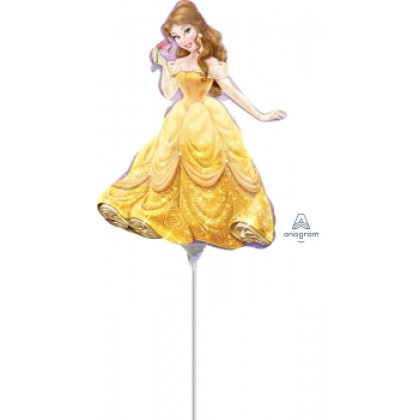 "A30 14"" Princess Belle Mini Shape"