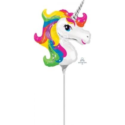 """A30 14"""" Unicorn Mini Shape"""