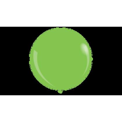 "KDI 5"" DEC Lime Green Round - F"