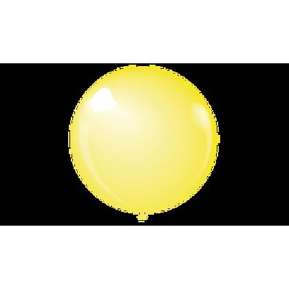 """KDI 5"""" STD Yellow Round - F"""