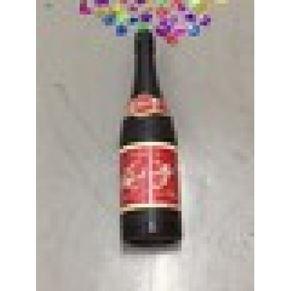 50cm Champagne Bottle Party Popper