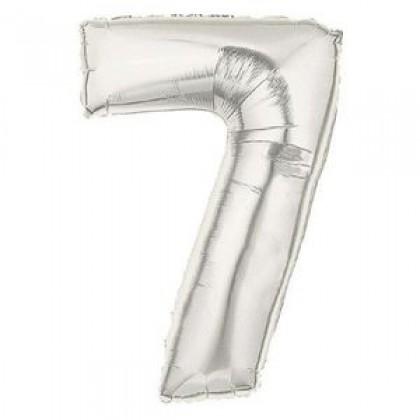 "40"" Megaloon Silver No 7"
