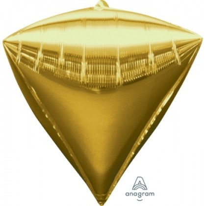 "G20 15"" Gold UltraShape™ Diamondz™"