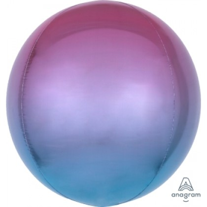 "G20 15"" Ombré Orbz Purple & Blue Orbz™ XL™"