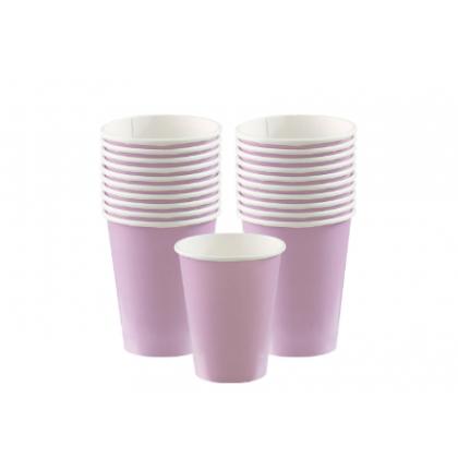 Lavender Cups, 9 oz. - Paper