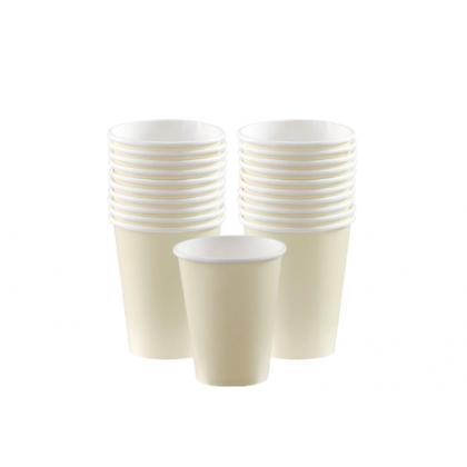 Vanilla Crème Cups, 9 oz. - Paper