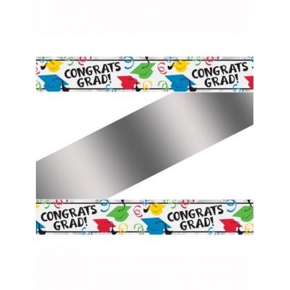 Grad Banner - Multicolor-Foil 9'
