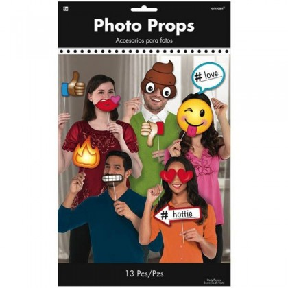 Photo Booth Props - Expressions