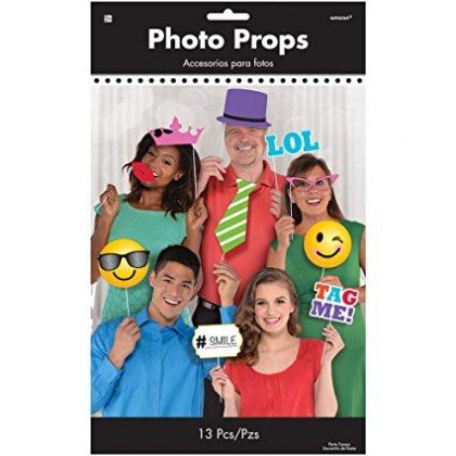 Photo Booth Props - LOL