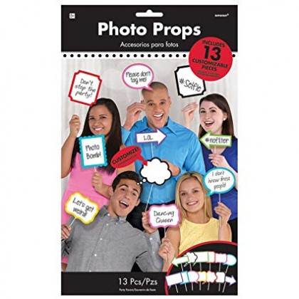 Photo Booth Props - Signs