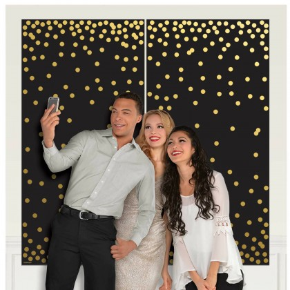 Photo Booth Scene Setters Dots - Plastic