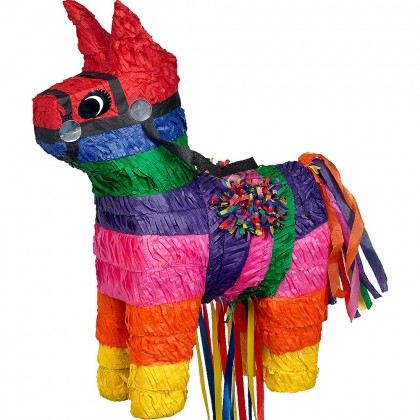 Burro Conventional Pull Piñata