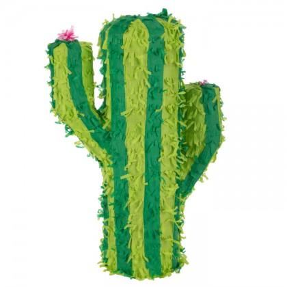 """18""""H x 12""""W x 5""""D Cactus Conventional Piñata"""